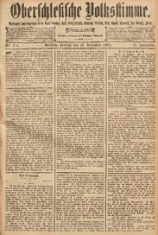 Oberschlesische Volksstimme, 1893, Jg. 19, Nr. 293