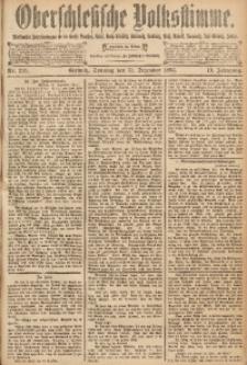 Oberschlesische Volksstimme, 1893, Jg. 19, Nr. 299