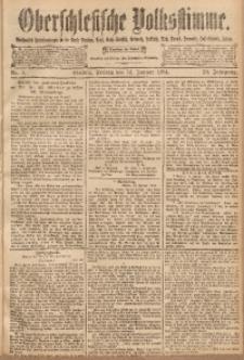 Oberschlesische Volksstimme, 1894, Jg. 20, Nr. 8