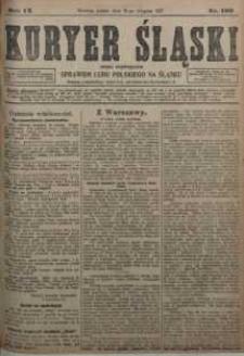 Kuryer Śląski, 1917, R. 9 [właśc. 11], nr 199