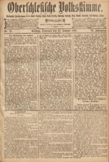 Oberschlesische Volksstimme, 1894, Jg. 20, Nr. 23
