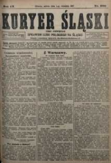 Kuryer Śląski, 1917, R. 9 [właśc. 11], nr 200