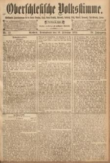 Oberschlesische Volksstimme, 1894, Jg. 20, Nr. 32