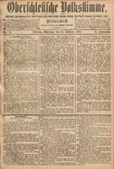 Oberschlesische Volksstimme, 1894, Jg. 20, Nr. 45