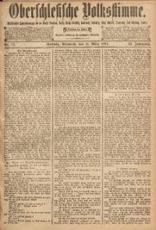 Oberschlesische Volksstimme, 1894, Jg. 20, Nr. 59