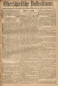 Oberschlesische Volksstimme, 1894, Jg. 20, Nr. 93