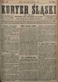Kuryer Śląski, 1917, R. 9 [właśc. 11], nr 205