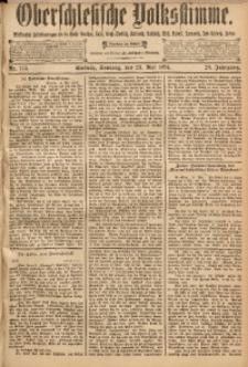 Oberschlesische Volksstimme, 1894, Jg. 20, Nr. 113