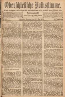Oberschlesische Volksstimme, 1894, Jg. 20, Nr. 118