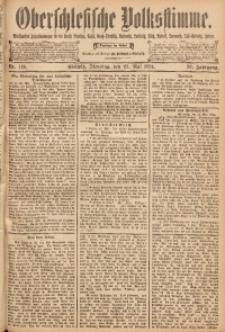 Oberschlesische Volksstimme, 1894, Jg. 20, Nr. 119