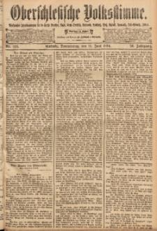 Oberschlesische Volksstimme, 1894, Jg. 20, Nr. 133