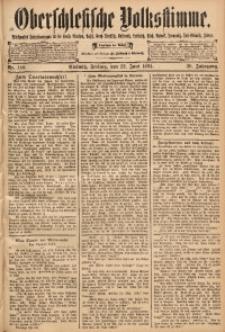 Oberschlesische Volksstimme, 1894, Jg. 20, Nr. 140