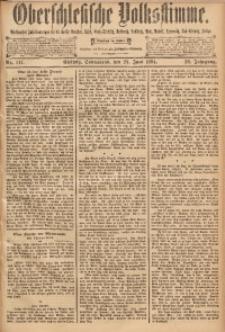 Oberschlesische Volksstimme, 1894, Jg. 20, Nr. 141
