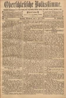 Oberschlesische Volksstimme, 1894, Jg. 20, Nr. 149