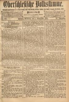 Oberschlesische Volksstimme, 1894, Jg. 20, Nr. 203