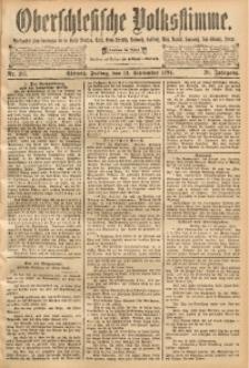 Oberschlesische Volksstimme, 1894, Jg. 20, Nr. 211