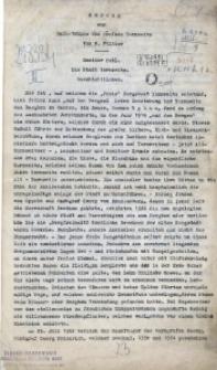 Auszug aus Heimatkunde des Kreises Tarnowitz. T. 2, Die Stadt Tarnowitz. Geschichtliches