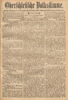 Oberschlesische Volksstimme, 1894, Jg. 20, Nr. 249