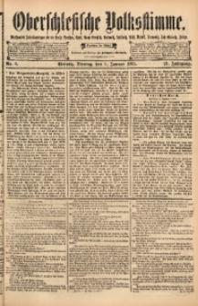 Oberschlesische Volksstimme, 1895, Jg. 21, Nr. 6