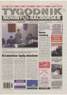 Nowiny Raciborskie. R. 9, nr 49 (453).