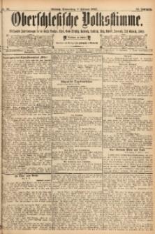 Oberschlesische Volksstimme, 1895, Jg. 21, Nr. 31