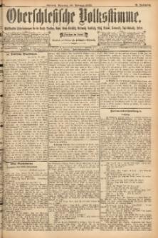 Oberschlesische Volksstimme, 1895, Jg. 21, Nr. 46