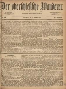 Der Oberschlesische Wanderer, 1872, Jg. 45, Nr. 24