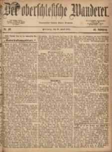 Der Oberschlesische Wanderer, 1872, Jg. 45, Nr. 49