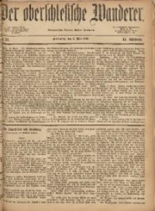 Der Oberschlesische Wanderer, 1872, Jg. 45, Nr. 51