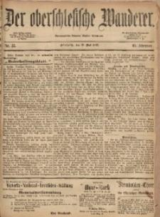 Der Oberschlesische Wanderer, 1872, Jg. 45, Nr. 55