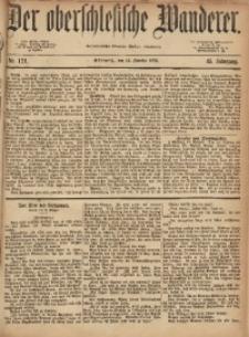 Der Oberschlesische Wanderer, 1872, Jg. 45, Nr. 121