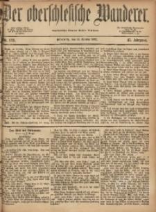 Der Oberschlesische Wanderer, 1872, Jg. 45, Nr. 122