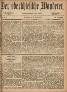 Der Oberschlesische Wanderer, 1872, Jg. 45, Nr. 125