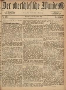 Der Oberschlesische Wanderer, 1872, Jg. 45, Nr. 126