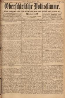 Oberschlesische Volksstimme, 1895, Jg. 21, Nr. 81