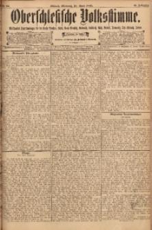 Oberschlesische Volksstimme, 1895, Jg. 21, Nr. 83