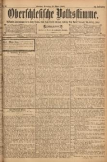Oberschlesische Volksstimme, 1895, Jg. 21, Nr. 91