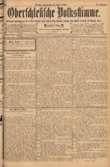 Oberschlesische Volksstimme, 1895, Jg. 21, Nr. 96