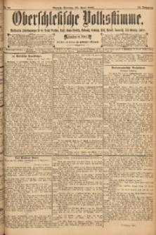 Oberschlesische Volksstimme, 1895, Jg. 21, Nr. 97
