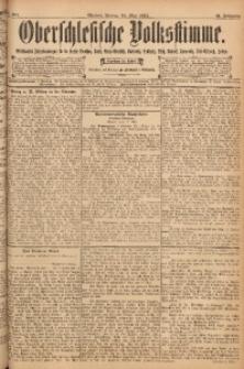 Oberschlesische Volksstimme, 1895, Jg. 21, Nr. 107