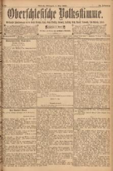 Oberschlesische Volksstimme, 1895, Jg. 21, Nr. 99