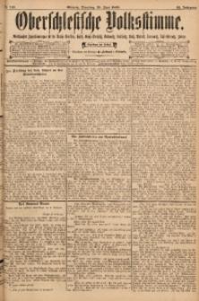 Oberschlesische Volksstimme, 1895, Jg. 21, Nr. 143