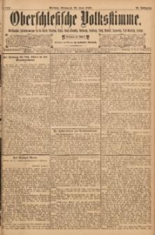Oberschlesische Volksstimme, 1895, Jg. 21, Nr. 144