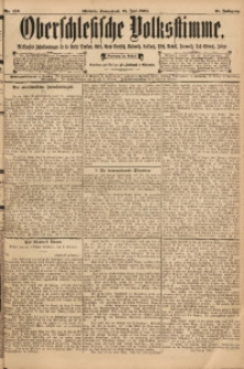 Oberschlesische Volksstimme, 1895, Jg. 21, Nr. 158