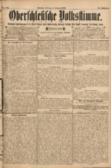 Oberschlesische Volksstimme, 1895, Jg. 21, Nr. 181