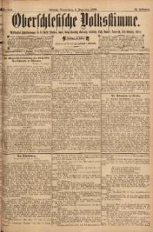 Oberschlesische Volksstimme, 1895, Jg. 21, Nr. 204