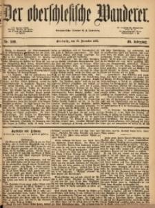 Der Oberschlesische Wanderer, 1873, Jg. 46, Nr. 149