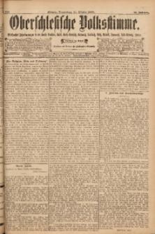 Oberschlesische Volksstimme, 1895, Jg. 21, Nr. 252