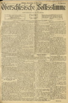 Oberschlesische Volksstimme, 1897, Jg. 23, Nr. 57