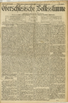 Oberschlesische Volksstimme, 1897, Jg. 23, Nr. 262